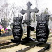 Кресты надгробные из гранита