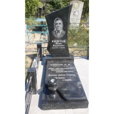 гранитный памятник парус №104