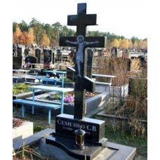 крест из гранита №156