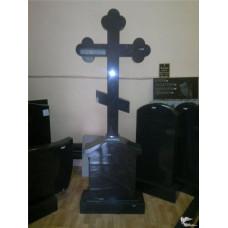 крест гранитный №161
