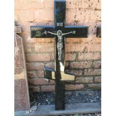 крест гранитный №168