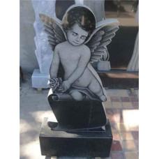 памятник из гранита детский Мишка №308