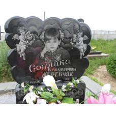 памятник из гранита детский №322